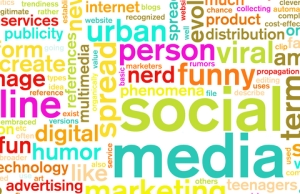 Social Media Terms Word Jumble