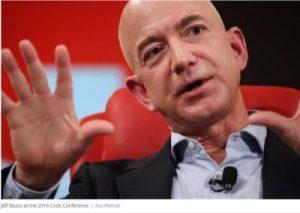 Image of Jeff Bezos
